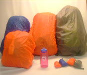 ****Sil-nylon Packcovers****       Starting at: