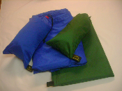 Forest Green Std 1.9oz coated nylon ripstop tarps starting at: